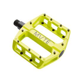 MVTE Reach BMX-pedal Gul